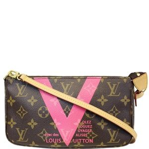 Louis Vuitton Bags - LOUIS VUITTON V POCHETTE ACCESSORIES